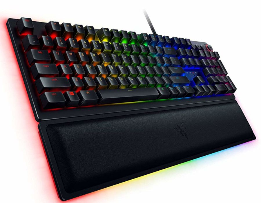 razer huntsman elite gaming keyboard