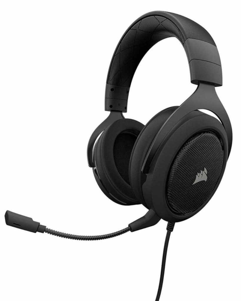 corsair h50 budget pc gaming headset
