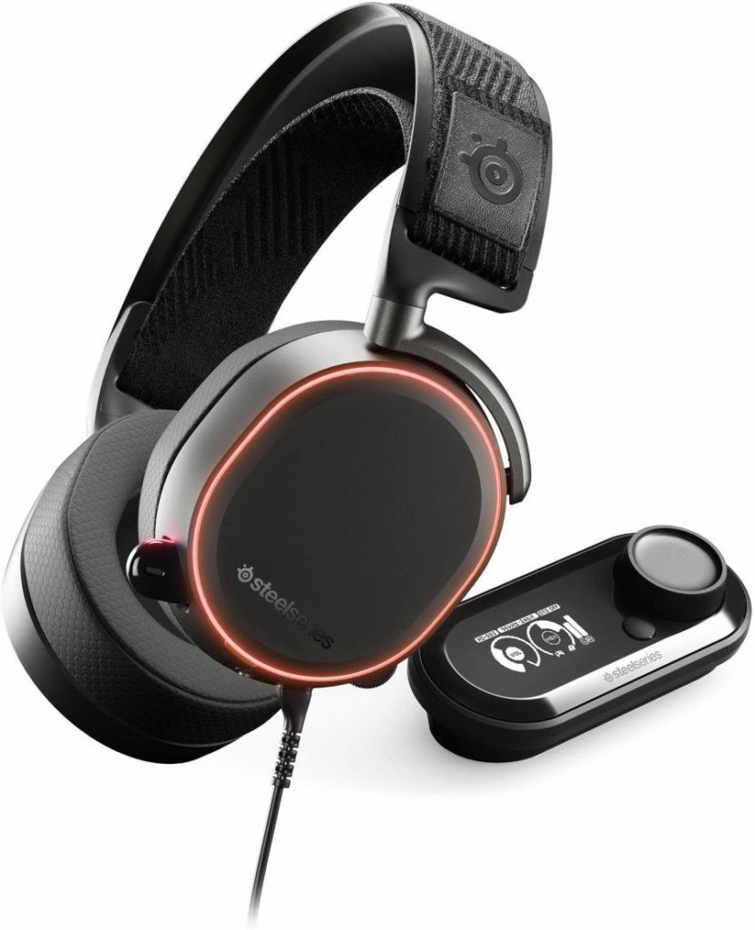 steelseries arctis pro PC gaming headset